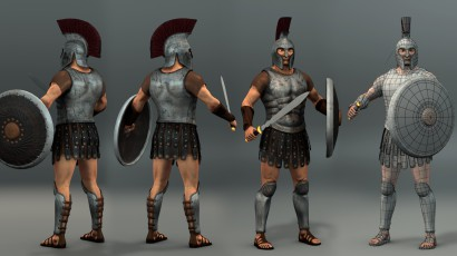Greek Warrior