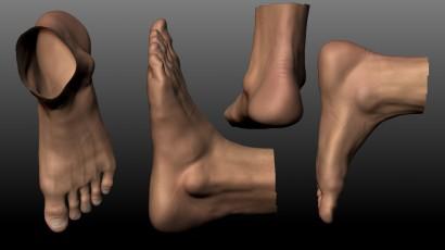 C'est le pied…