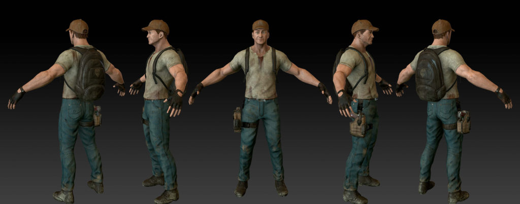Game_Character_PBR